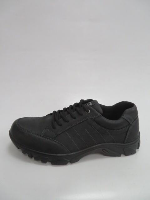 Buty Sportowe Męskie 01-1, Black, 41-46 1