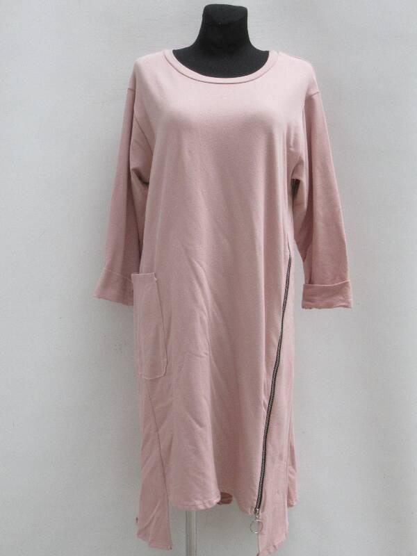 Sukienka Damska F5374 MIX KOLOR STANDARD ( Produkt Włoski )
