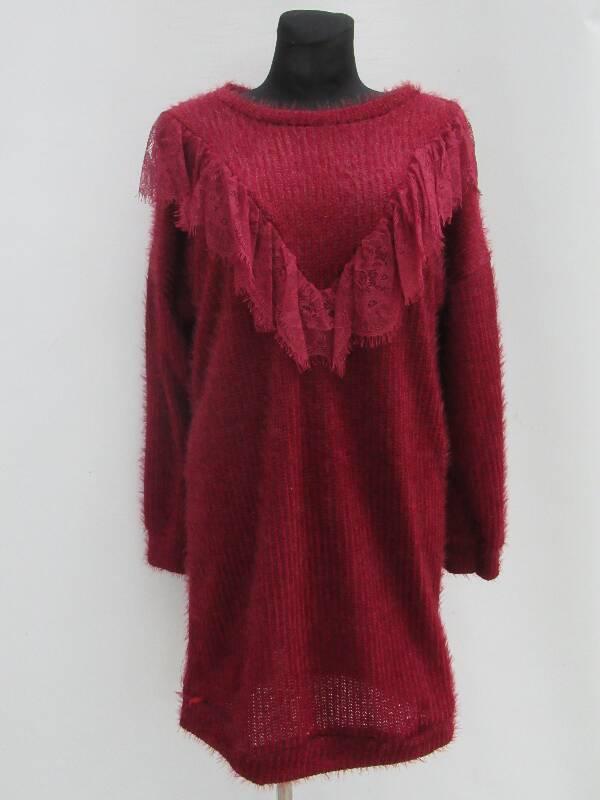 Sukienka Damska F5449 MIX KOLOR STANDARD ( Produkt Włoski )