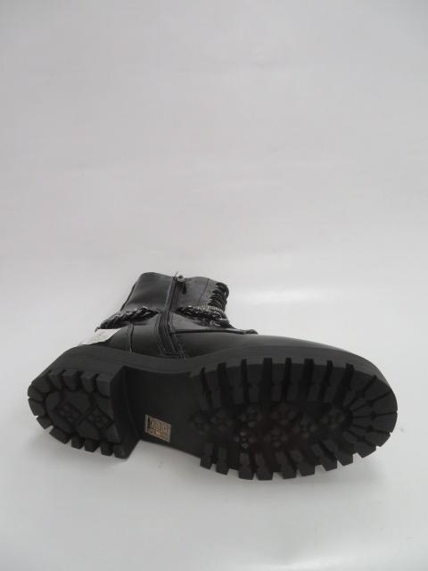 Botki Damskie NS181, Black, 36-41 4