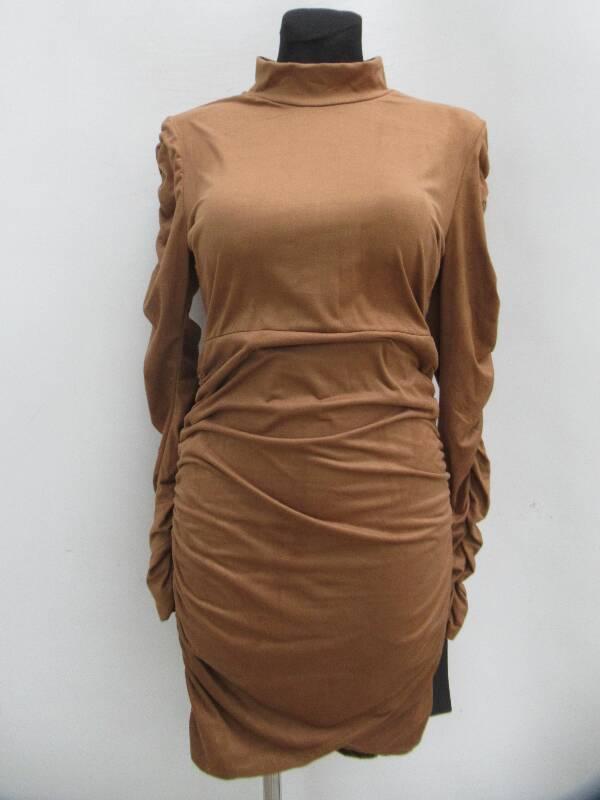 Sukienka Damska F5482 MIX KOLOR STANDARD ( Produkt Włoski )