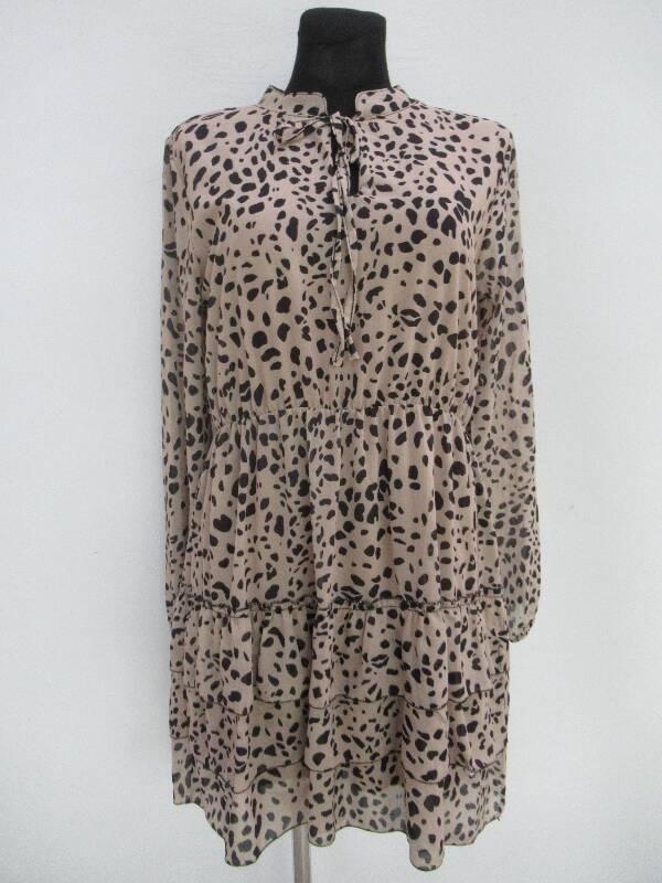Sukienka Damska F5516 MIX WZÓR STANDARD ( Produkt Włoski )
