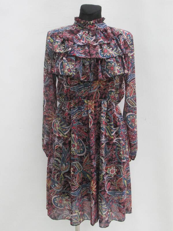 Sukienka Damska F5547 MIX WZÓR STANDARD ( Produkt Włoski )
