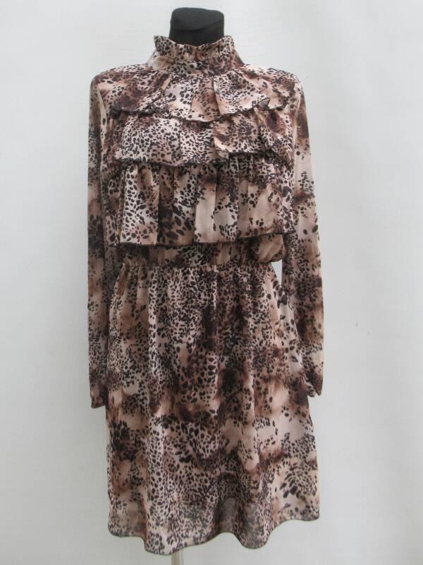 Sukienka Damska F5589 MIX WZÓR STANDARD ( Produkt Włoski )