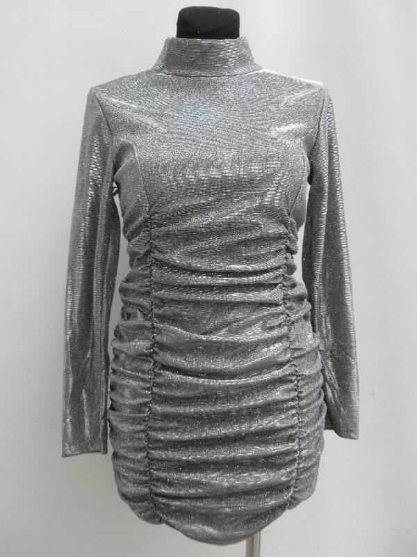 Sukienka Damska F5599 MIX KOLOR STANDARD ( Produkt Włoski )