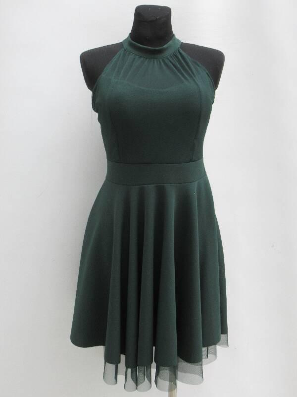 Sukienka Damska F5604 MIX KOLOR STANDARD ( Produkt Włoski )