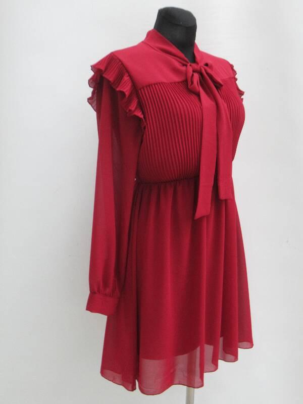 Sukienka Damska F5612 MIX KOLOR STANDARD ( Produkt Włoski )