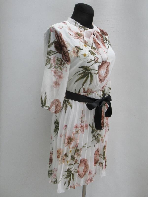 Sukienka Damska F5616 MIX KOLOR STANDARD ( Produkt Włoski )
