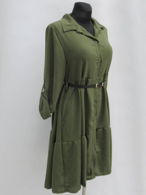 Sukienka Damska F5655 MIX KOLOR STANDARD ( Produkt Włoski )