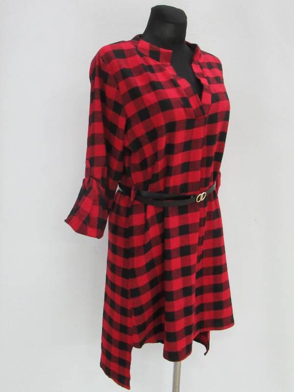 Sukienka Damska F5683 MIX KOLOR STANDARD ( Produkt Włoski )