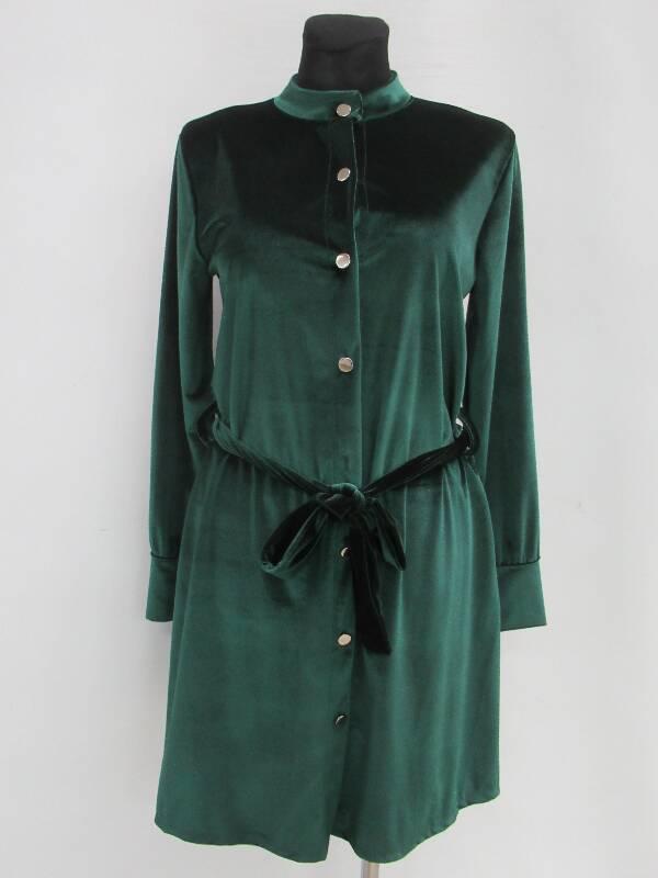 Sukienka Damska F5695 MIX KOLOR STANDARD ( Produkt Włoski )