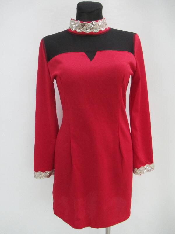 Sukienka Damska F5699 MIX KOLOR STANDARD ( Produkt Włoski )