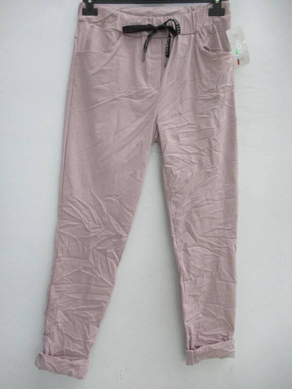 Spodnie Damskie F5709 MIX KOLOR STANDARD  ( Produkt Włoski )