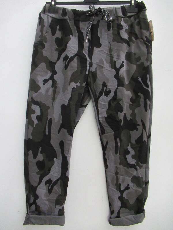 Spodnie Damskie F5712 MIX KOLOR STANDARD  ( Produkt Włoski )