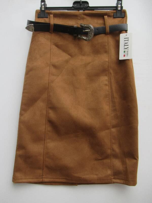 Spódnica Damska F5918 MIX KOLOR S-XL( Produkt Włoski )