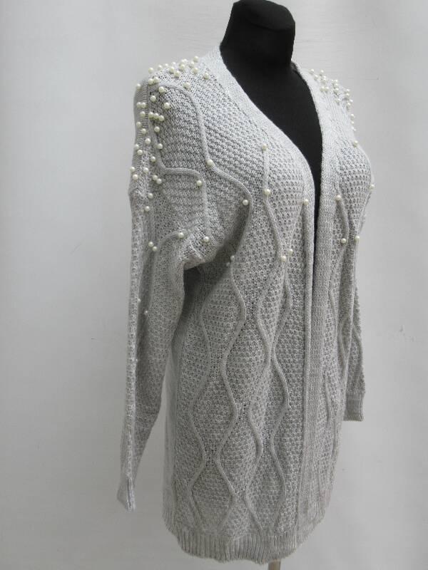 Sweter Damski F5959 MIX KOLOR STANDARD ( Produkt Włoski )