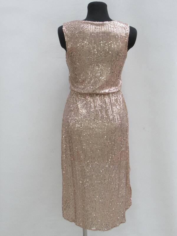 Sukienka Damska F5984 MIX KOLOR STANDARD ( Produkt Włoski ) 3
