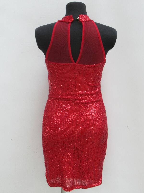 Sukienka Damska F5988 MIX KOLOR STANDARD ( Produkt Włoski ) 3