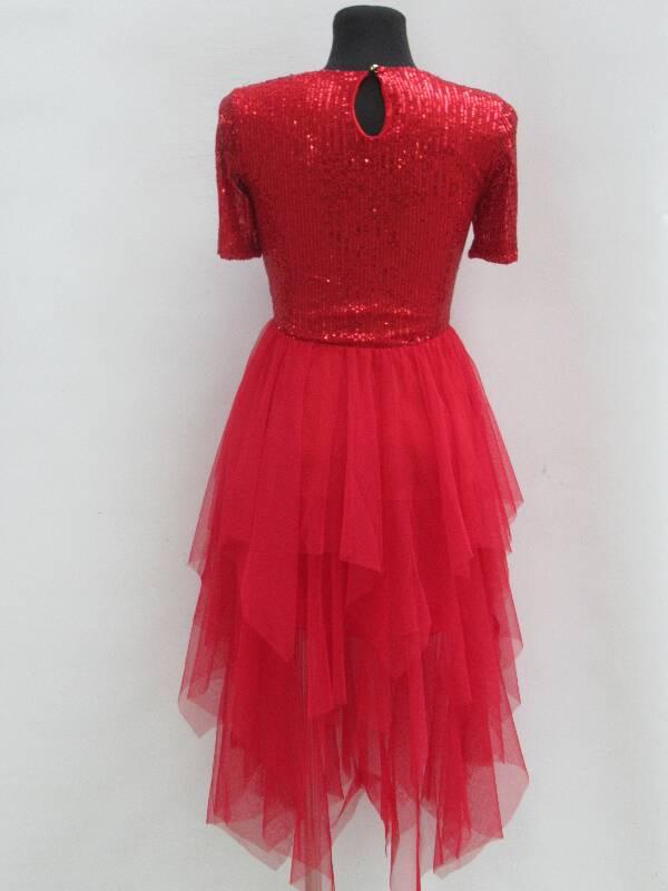 Sukienka Damska F5992 MIX KOLOR STANDARD ( Produkt Włoski ) 3