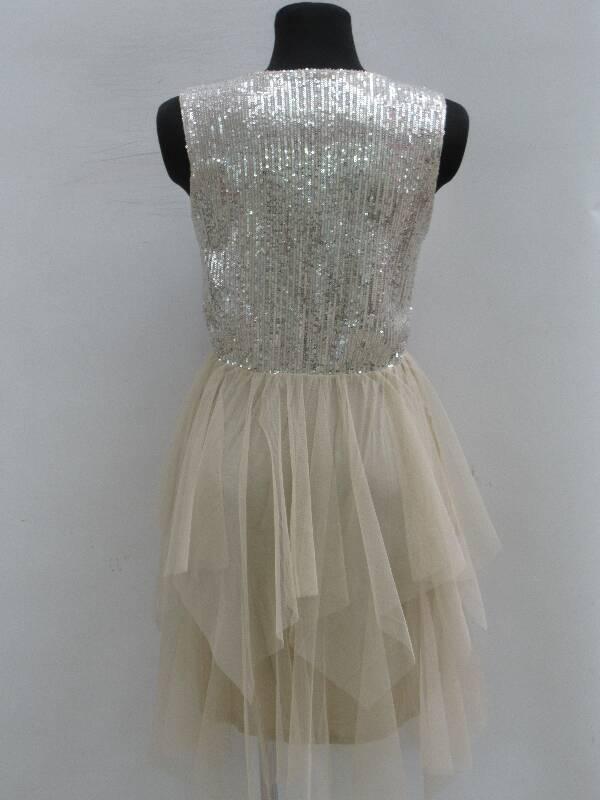 Sukienka Damska F5996 MIX KOLOR STANDARD ( Produkt Włoski ) 3