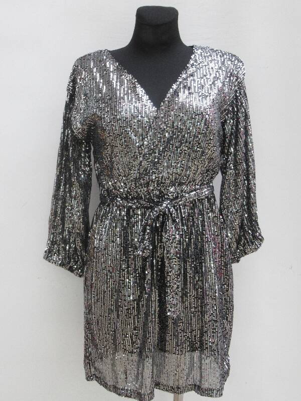 Sukienka Damska F6000 MIX KOLOR STANDARD ( Produkt Włoski )