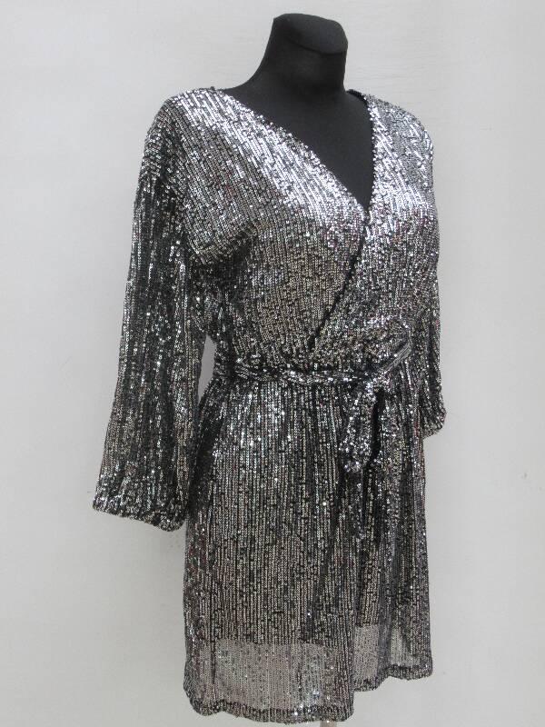 Sukienka Damska F6000 MIX KOLOR STANDARD ( Produkt Włoski ) 3