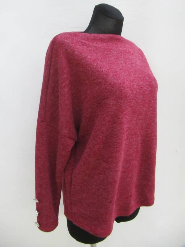 Sweter Damski F6039 MIX KOLOR STANDARD ( Produkt Włoski )