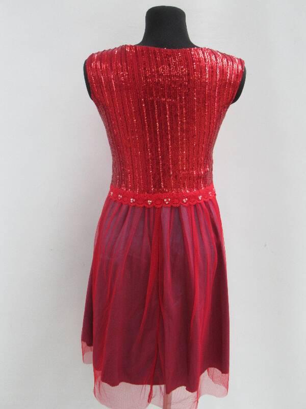 Sukienka Damska F6087 MIX KOLOR STANDARD ( Produkt Włoski ) 3
