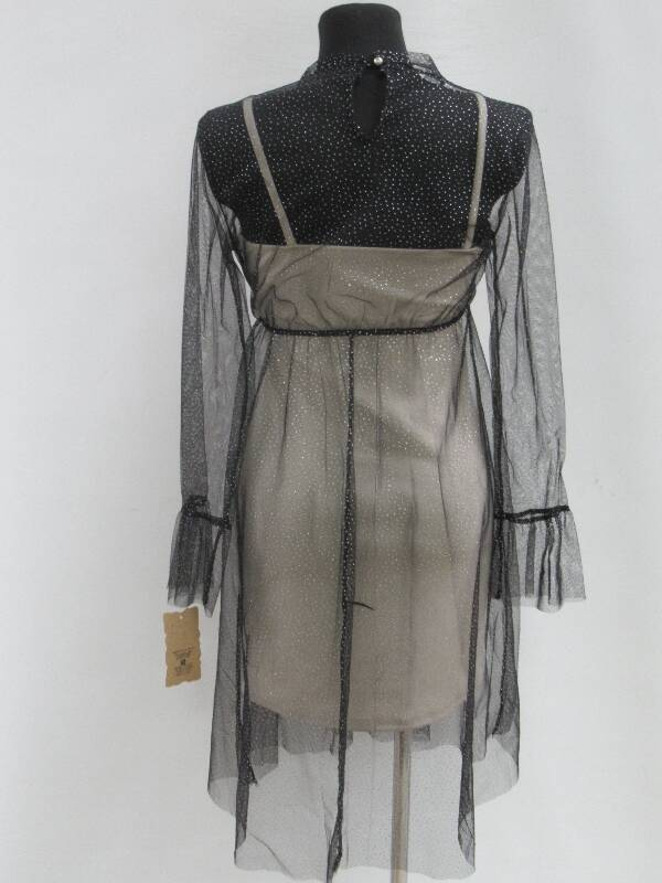 Sukienka Damska F6091 MIX KOLOR STANDARD ( Produkt Włoski ) 3