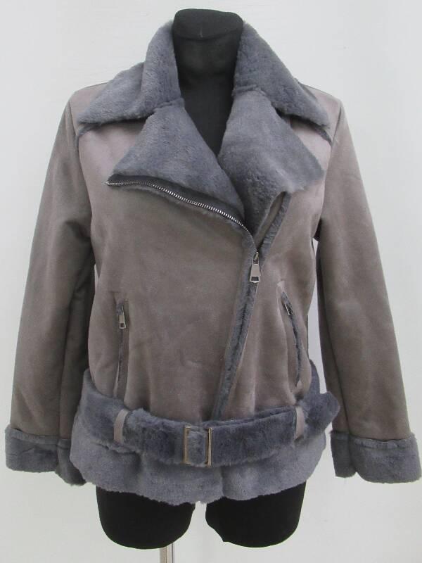 Płaszcz Damski F6165 MIX KOLOR S-XL( Produkt Włoski )