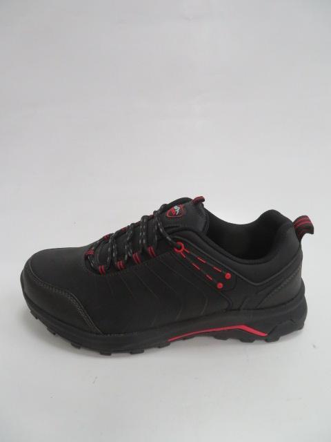 Buty Sportowe Męskie MXC 8153, Black/Red, 41-46 1