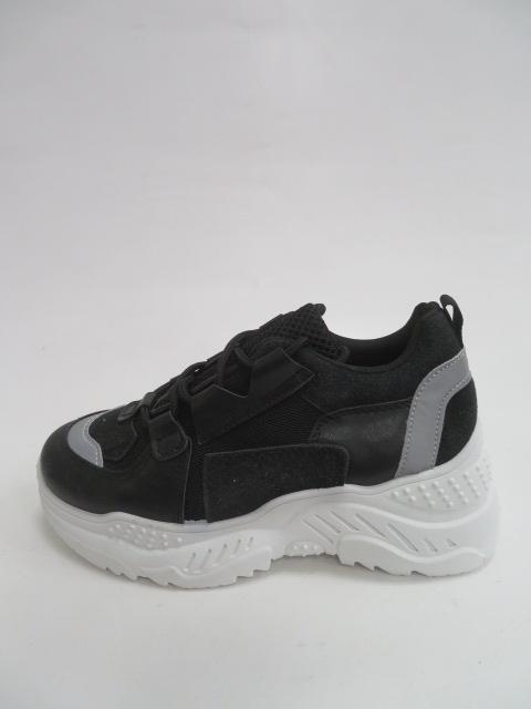 Sportowe Damskie 3010, Black, 36-41 1