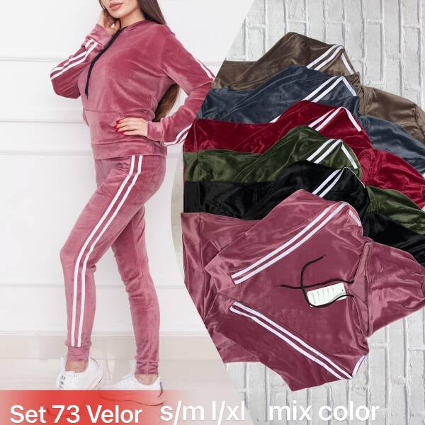 Komplet Damski SET73 MIX KOLOR S-XL