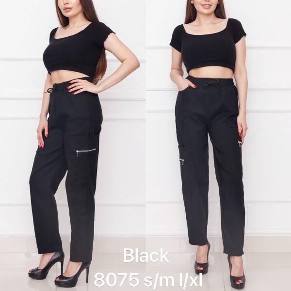 Spodnie Damskie 8075 1 KOLOR S-XL