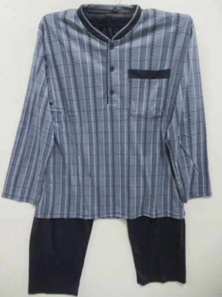 Piżama Męska TD50 MIX KOLOR M-3XL