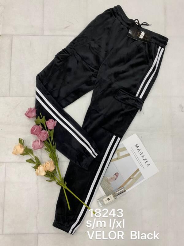 Spodnie Damskie 18243 1 KOLOR S-XL