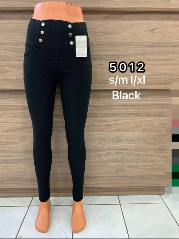Spodnie Damskie 5012 1 KOLOR S-XL