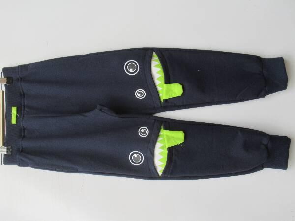 Spodnie dziecięce 01220C MIX KOLOR 3-8 1