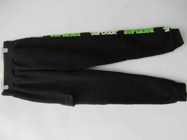 Spodnie Dziecięce 1035F MIX KOLOR 10-18( Ocieplane )