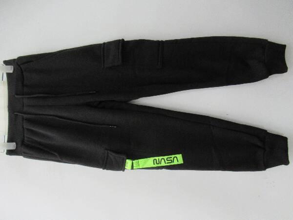 Spodnie Dziecięce 1038E MIX KOLOR 8-16 ( Ocieplane )