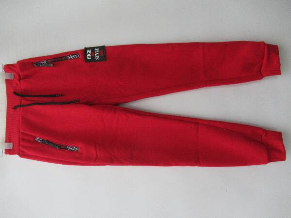Spodnie Dziecięce 1040C MIX KOLOR 4-12 ( Ocieplane )