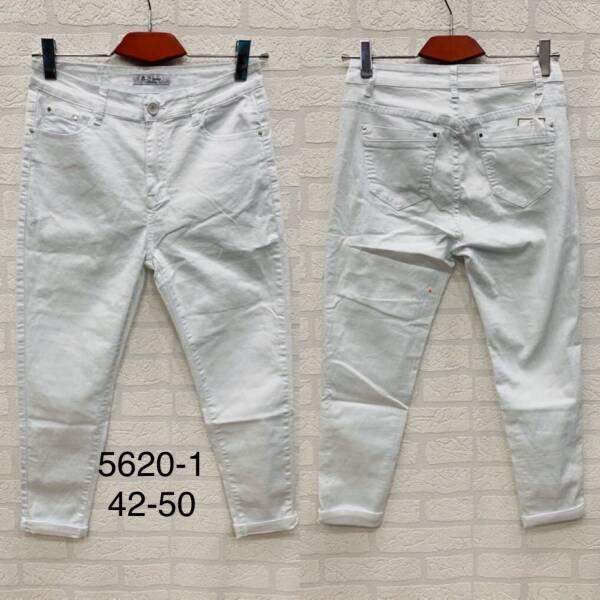 Spodnie Damskie 5620-1 1 KOLOR 42-50