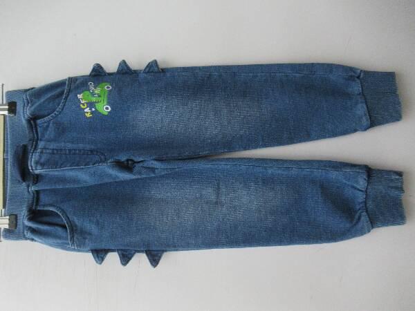 Spodnie Dziecięce 01404A MIX KOLOR 1-5