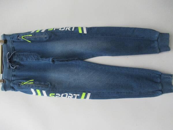 Spodnie Dziecięce 01402B MIX KOLOR 4-12