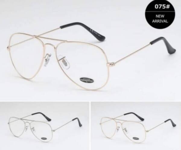 Okulary Zerówki Damskie ZE7336 MIX KOLOR