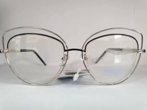 Okulary Zerówki Damskie ZE7338 MIX KOLOR