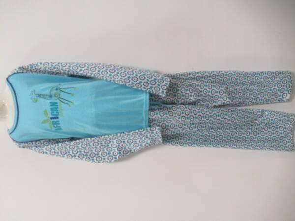 Piżama Dziecięca B133 MIX KOLOR 134-158