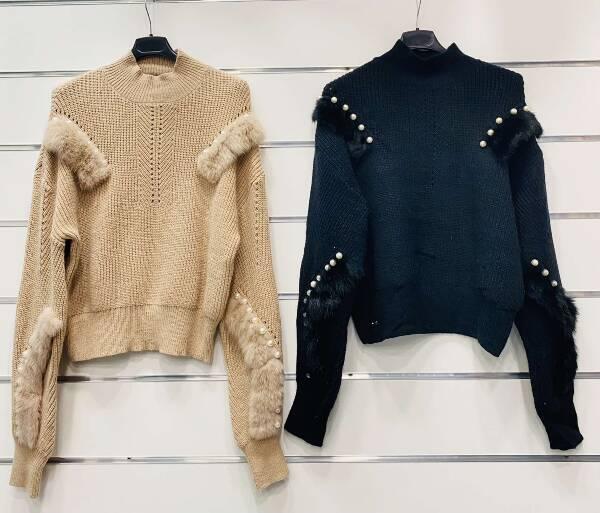 Sweter Damski 7510 MIX KOLOR STANDARD