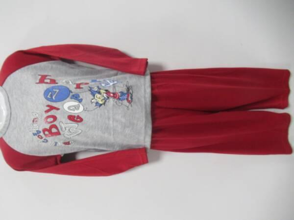 Piżama Dziecięca B131 MIX KOLOR 98-122