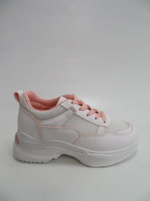 Sportowe Damskie 5678, Pink, 36-41 1